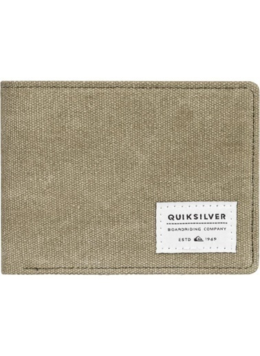 Quiksilver Slim Vintageiv Erkek Wllt Gpz0 Cuzdan Eqyaa03906-Gpz0 Bej